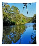 Gums Along The River Tapestry