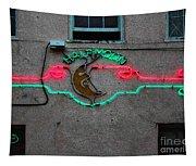 Half Moon Bar New Orleans Tapestry
