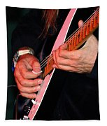 Sun In The Hands And Guitar Of Uli Jon Roth Tapestry