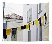 Hanging Clothes Tapestry