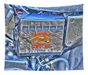 Harley Davidson 2 Tapestry