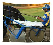 Harness Racing 12 Tapestry