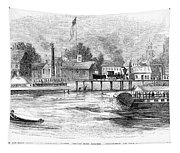 Hartford, 1853 Tapestry