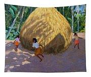Haystack Tapestry
