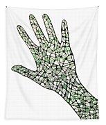 Healing Hands 1 Tapestry