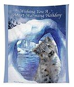 Heart Warmer Card Tapestry