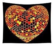 Heartline 7 Tapestry