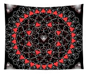 Hearts And Lace 2012 Tapestry