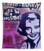 Hepburn Gangstah Tapestry