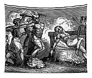 Heresy: Torture, C1550 Tapestry