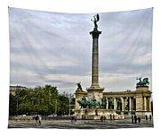 Heros Square - Budapest Tapestry