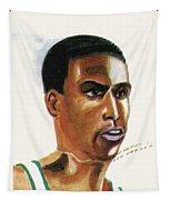 Hichan El Guerrouj Tapestry