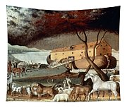 Hicks: Noahs Ark, 1846 Tapestry