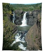 High Falls Grand Portage Tapestry