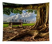 Hobbit Eyeview Tapestry