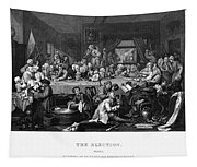 Hogarth: Election Tapestry