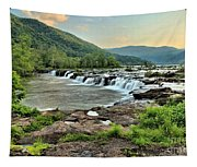 Hole In The New River Tapestry