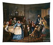 Home Again, 1866 Tapestry