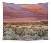 Hoodoos, Milk River Badlands, Writing Tapestry
