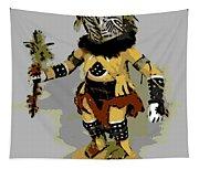 Hopi Dancer Tapestry