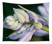 Hosta Blossoms Tapestry