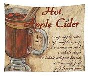 Hot Apple Cider Tapestry