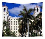 Hotel Nacional De Cuba Tapestry