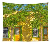House In The Barrio Tapestry