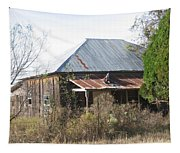 House Indian Gap Tx Tapestry