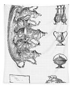 Housewares, 19th Century Tapestry