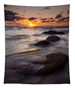 Hug Point Tides Tapestry