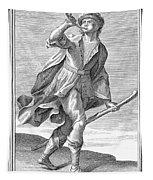 Hunting Horn, 1723 Tapestry