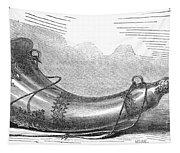 Hunting Horn, 1869 Tapestry