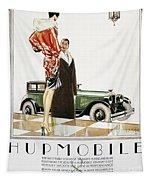 Hupmobile Ad, 1926 Tapestry