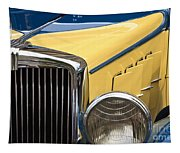 Hupmobile Grille Tapestry