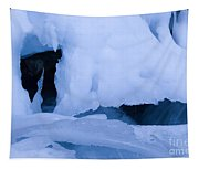 Ice 18 Tapestry
