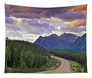Icefields Parkway, Jasper National Tapestry