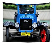 I'm Cute - 1922 Model T Ford Tapestry