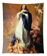 Immaculate Conception Of The Escorial Tapestry