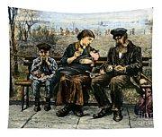Immigrants: Castle Garden Tapestry