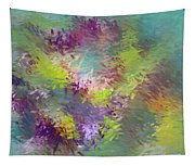 Impressionistic Abstract Tapestry