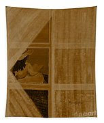In Another Time Tapestry