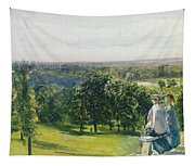 In Richmond Park Tapestry