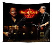 In The Hard Rock Cafe Tapestry