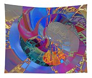 Into The Inner World Tapestry