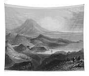 Ireland: Lough Conn, C1840 Tapestry