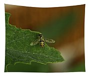 Iridescent Fly 1 Tapestry