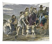 Irish Great Potato Famine Tapestry