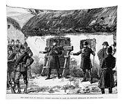 Irish Land League, 1887 Tapestry
