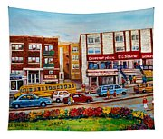 J Slawner Ltd Cote Des Neiges Tapestry
